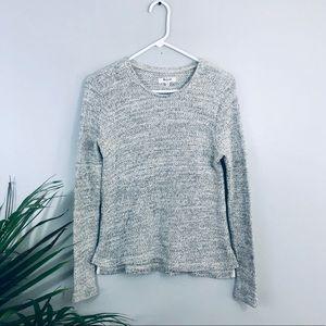 Madewell Crewneck Long Sleeve Sweater